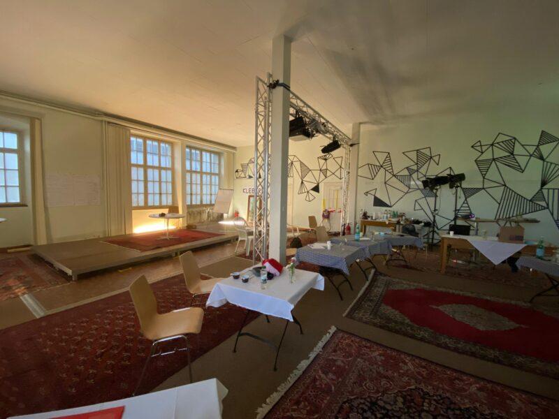 heinspringen bridges durfte ihren Teamtag in der ehemaligen Feldmühle «Kleberei» in Rorschach durchführen. Was für ein schöner Ort 😍